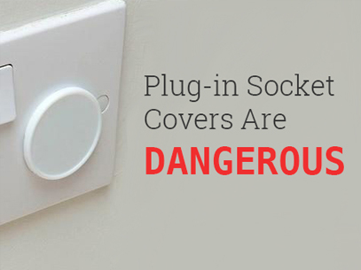 dangerous plug covers