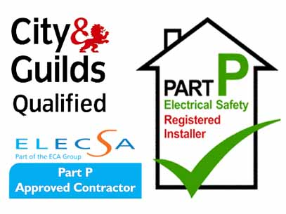 Contact electricians in Wellingborough