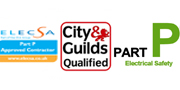 Part P electrical contractors, City and Guilds.
